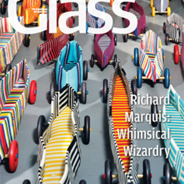 """""""Richard Marquis: Whimsical Wizardry"""" by Richard Speer (GLASS Quarterly)"""