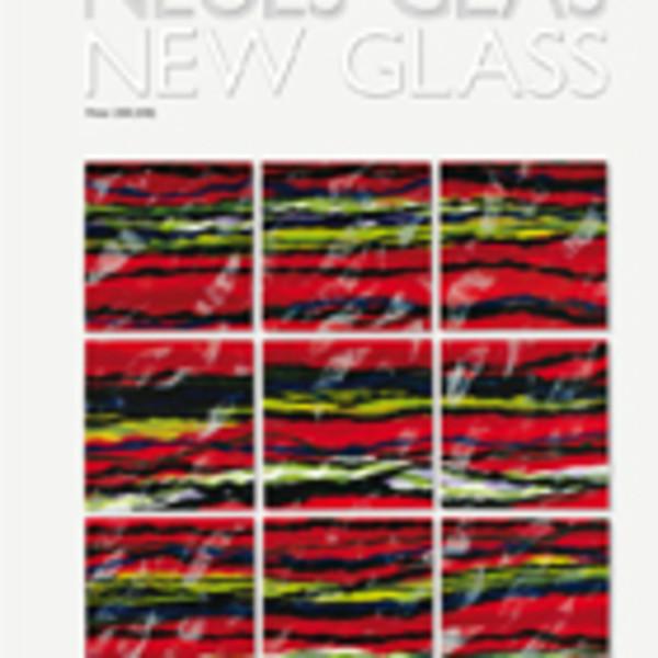 """The Glass Art of Klaus Moje: Disciplined Emotion"" by Margot Osborne (Neues Glas/New Glass)"
