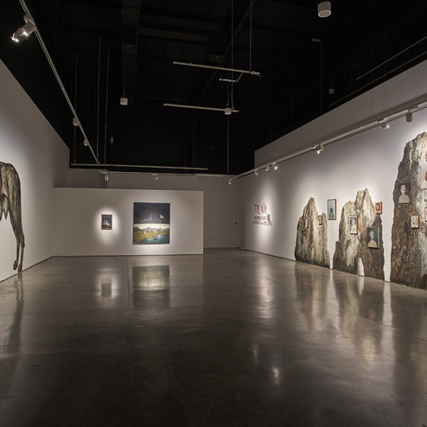 Philip Mueller | Museum Solo Exhibition