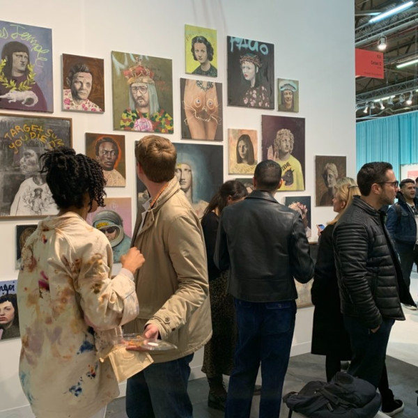 5 of the Best Artworks to Be Found at the Armory Show