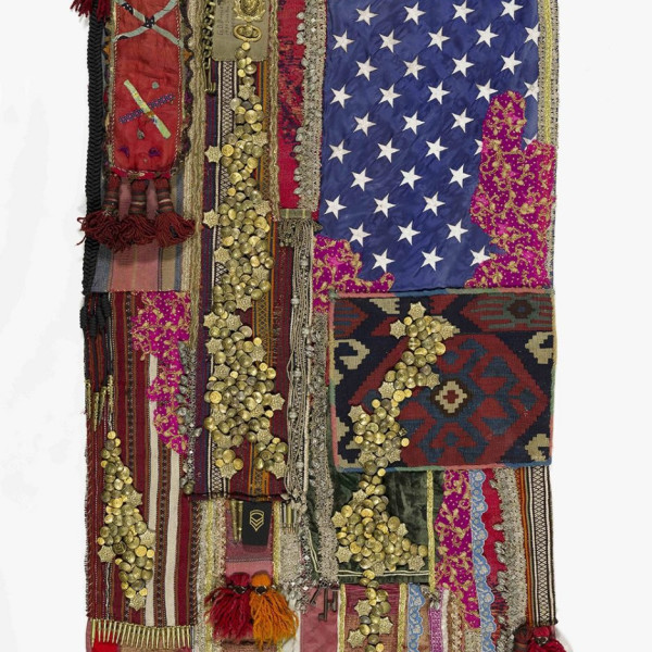 Raise Them Up: Flags in Contemporary Art