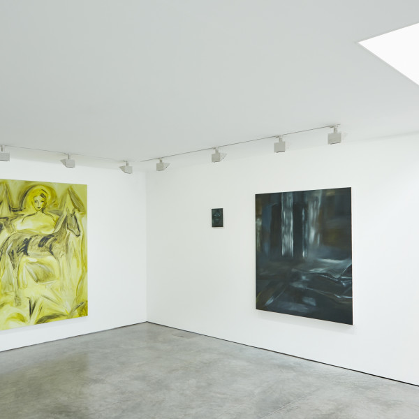 Paintings For The Temple Of Love Curated by Faye Wei Wei