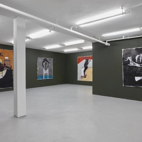 Shadi Al - Atallah: J Hammond, London