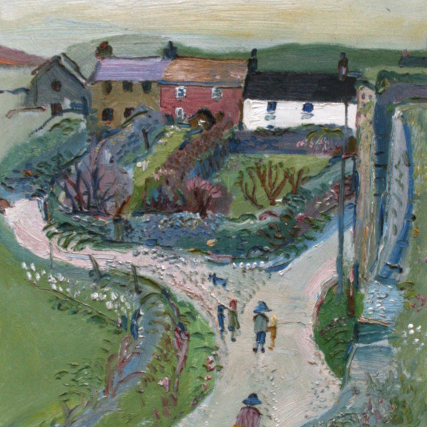 Fred Yates, A Collection from the Artist's Estate and Private Collectors