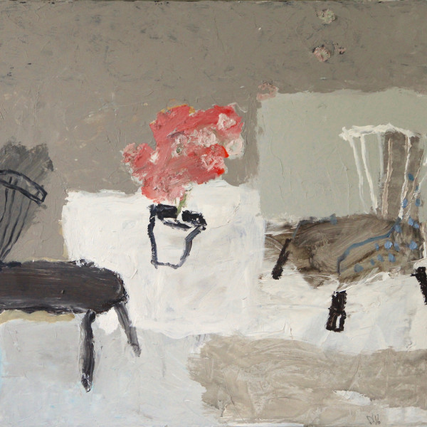 'In Bloom' - Cricket Fine Art London Annabel Fairfax, David Pearce and Emma Haggas