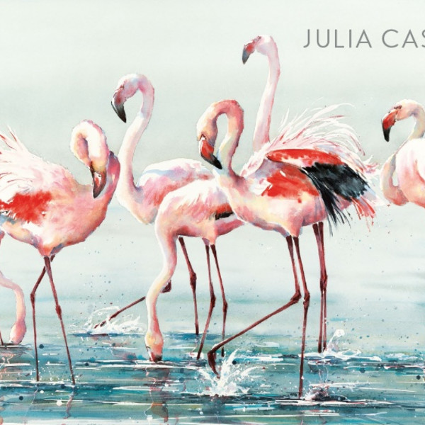 Julia Cassels - Cricket Fine Art London Under African Skies
