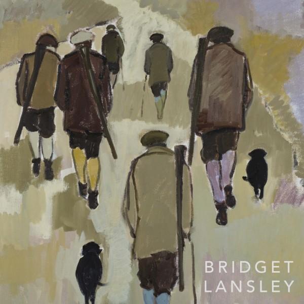 Bridget Lansley - Cricket Fine Art London Among Friends