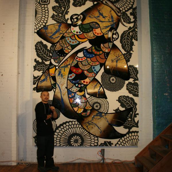 John Ha - Giant International Koi, 2007