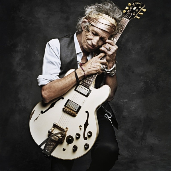 Francesco Carrozzini - Keith Richards, New York, 2008