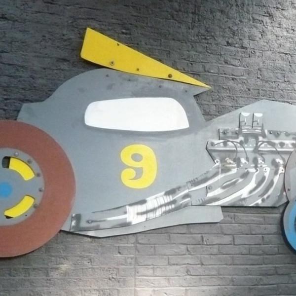 Salvatore Scarpitta - Racing Car 9