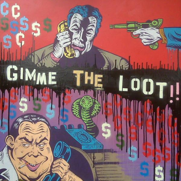 Damon Johnson - Gimme the Loot!!, 2009