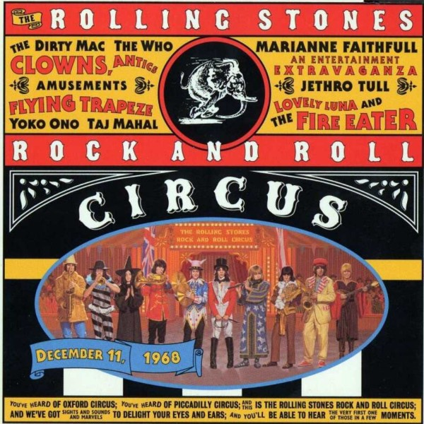 Rock and Roll Circus Party, Scilla, Julio [Sheik n' Beik] Carlo [CVZ Contemporary]
