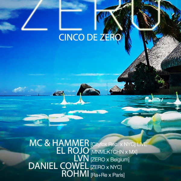 Cinco de Zero Daytime Party | MC & Hammer LIVE [Cityfox rec. x NY]