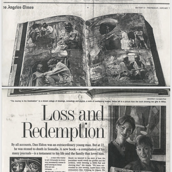 Loss and Redemption