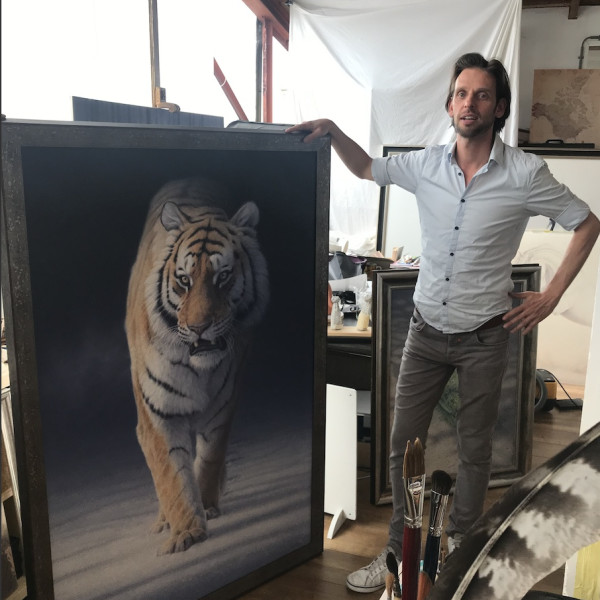 New Artists : Pieter Vanden Daele and Renso Tamse