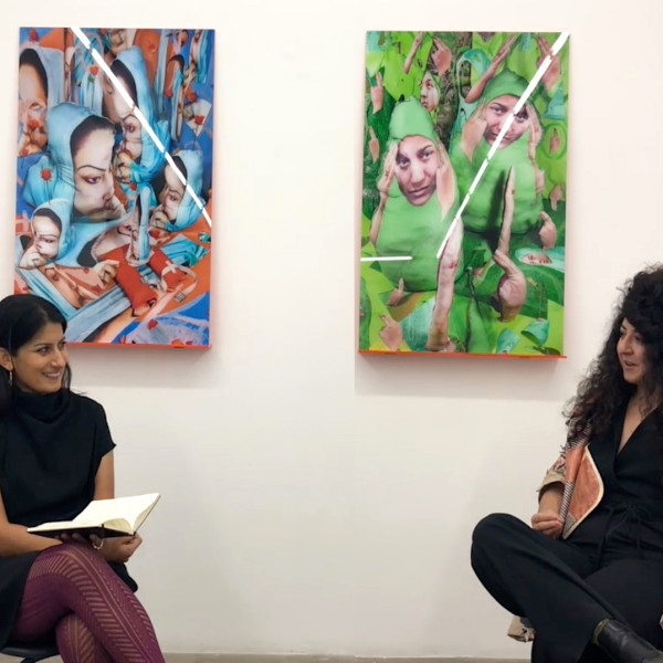 Sheida Soleimani in conversation with Maitreyi Maheshwari