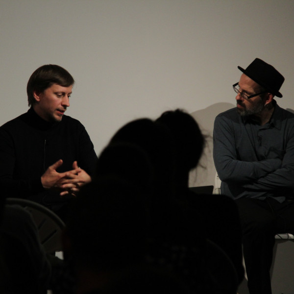 Marcin Dudek in conversation with Professor Mark Levine