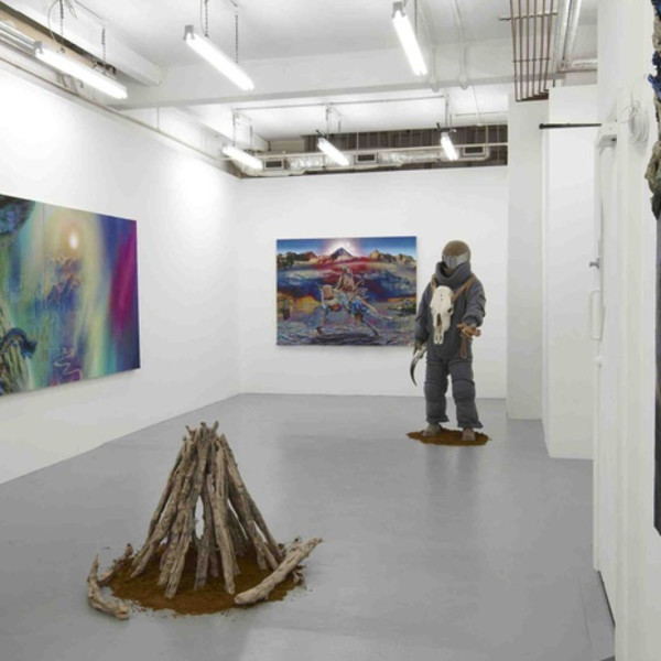 Gordon Cheung: The Solar Cry