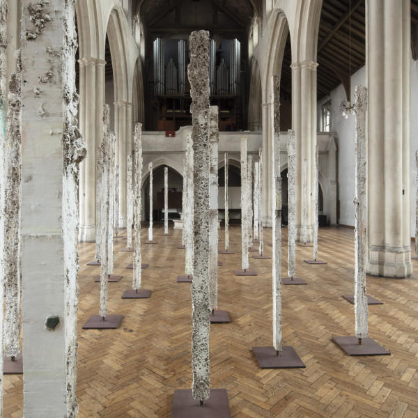 Jodie Carey: Stand at St Cyprian's Clarence Gate