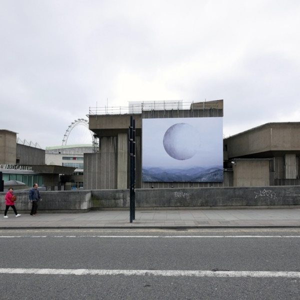 Noémie Goudal presented at Hayward Gallery, South Bank Centre
