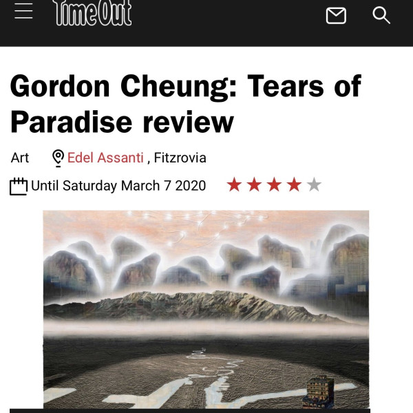Gordon Cheung in Time Out