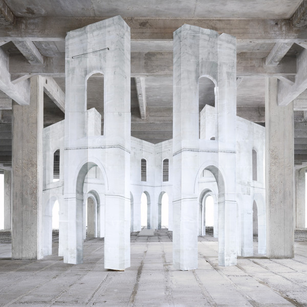 Noémie Goudal interview in The Spaces Magazine