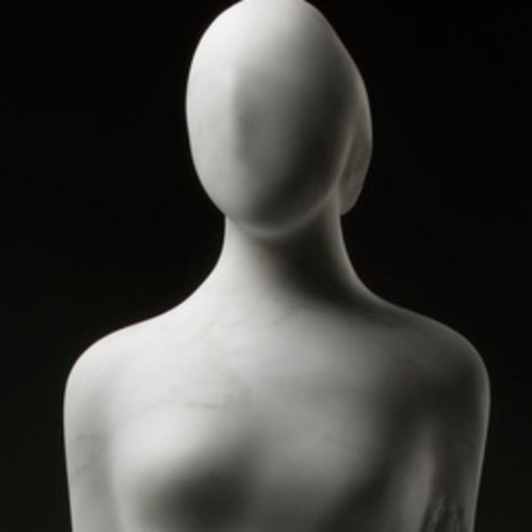 Claire McArdle - Chiara (bronze), 2017