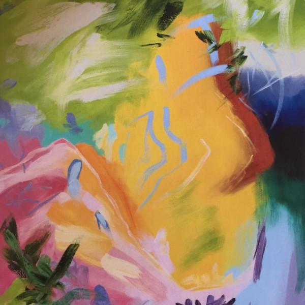 Libica, Elise Ansel, Oil on Linen