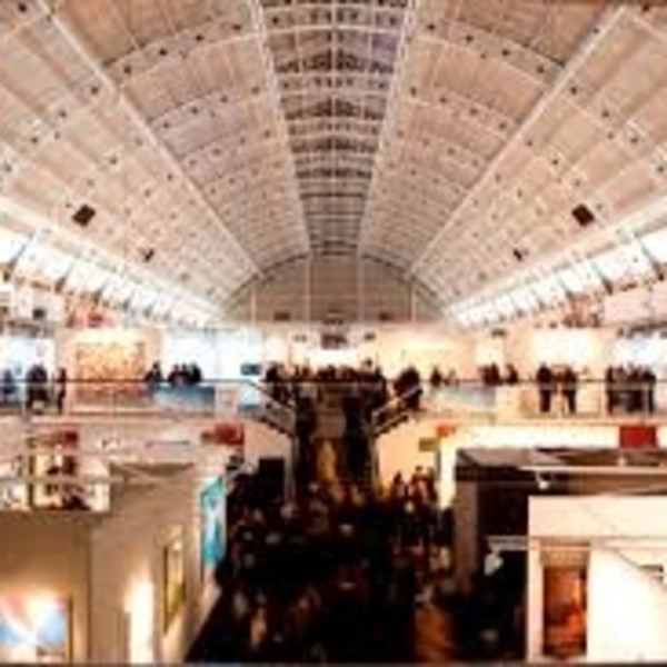 London Art Fair, Islington