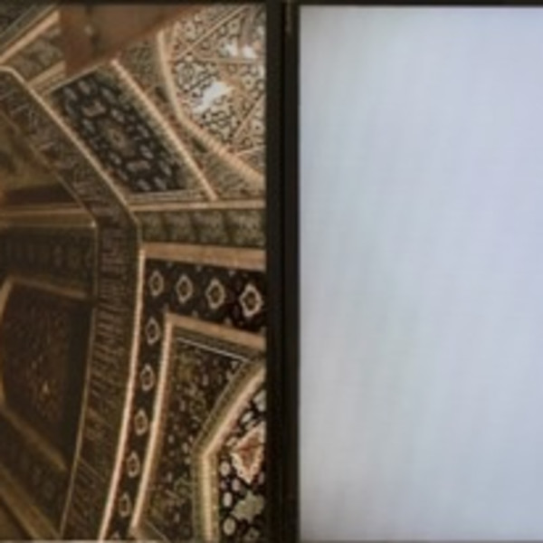 When the Curtain Falls by Shadi Rezaei, Video & Sound