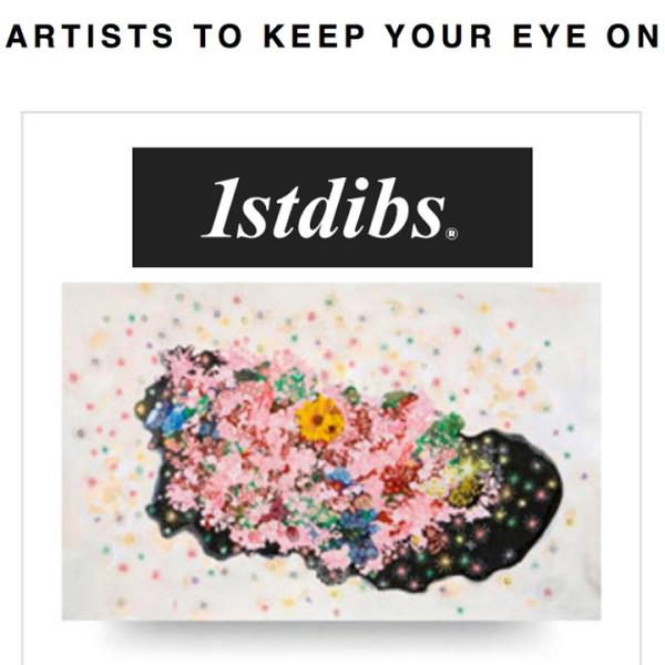 Sally Gil: 1stdibs' Artist to Keep Your Eye On