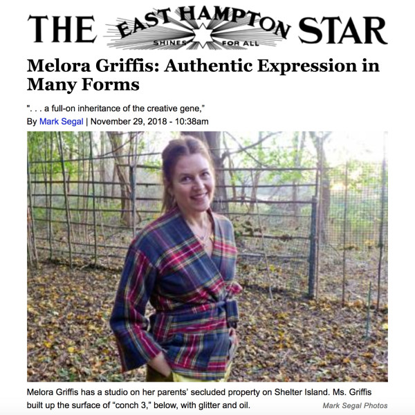 Melora Griffis: Authentic Expression in Many Forms