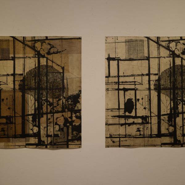 Ritsuko Ozeki - a Contemporary Japanese Printmaker
