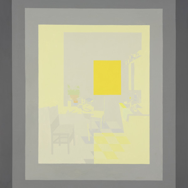 Benny Fountain, windowroom radiant (2018)