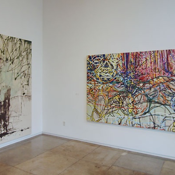 """""""Victor Maldonado's Liberation Stories at Froelick Gallery is one of the strongest painting shows I've ever seen in Portland."""" Jeff Jahn, PORT"""