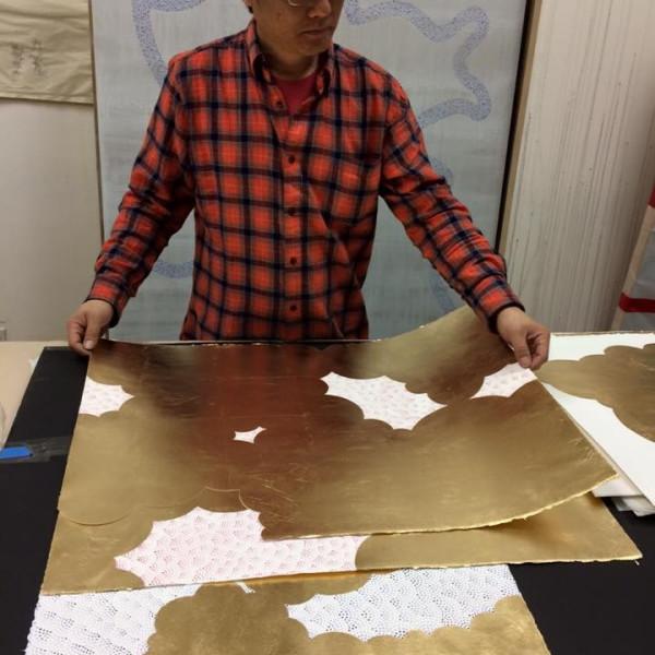 Yoshihiro Kitai Residency at Crow's Shadow Institute of the Arts