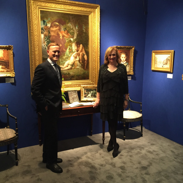 New York Art, Antique & Jewelry Show 2016
