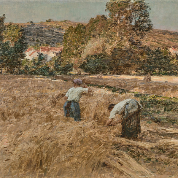 Léon Lhermitte, The Harvest.