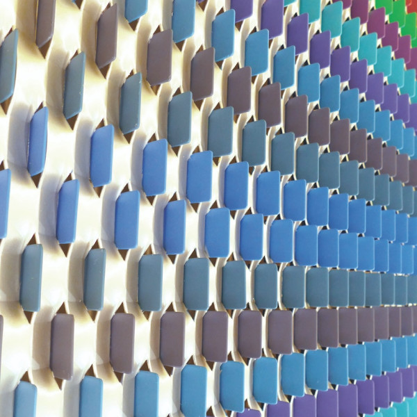 Rashid Khalifa - Penumbra: Textured Shadow, Coloured Light