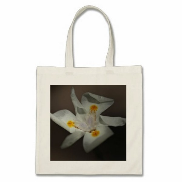 Opening flower tote bag, Limited edition of 100