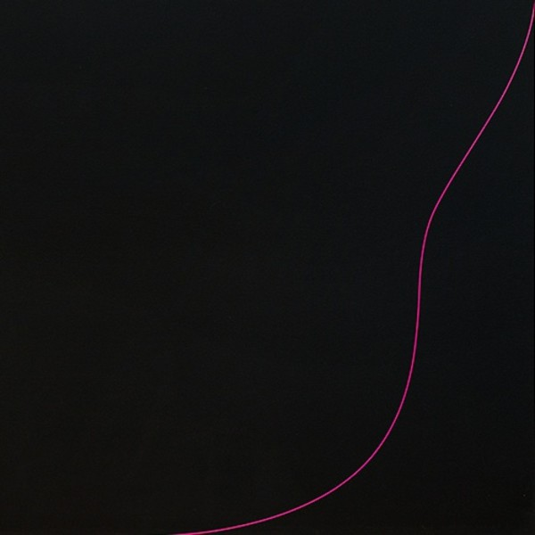 'Untitled', 1973, acrylic on canvas, 183.2 x 183.4 cm