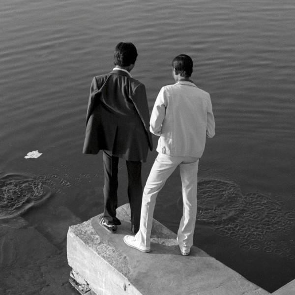 Detail of Sunil Gupta, Lake Pichola, Udaipur, 1983