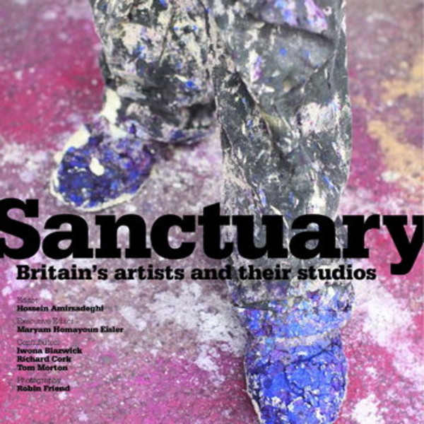 Sanctuary (British Artists and Their Studios), Thames & Hudson cover