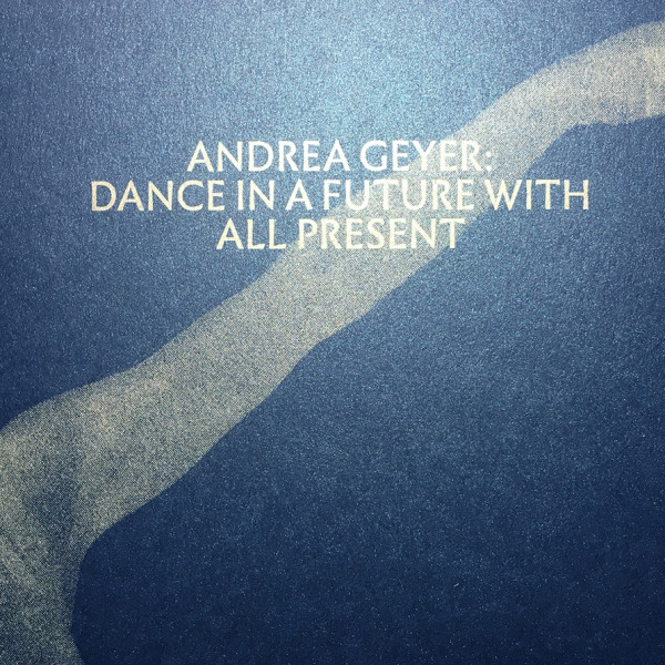 Detail of Andrea Geyer: Dance in a Future with All Present (publication)