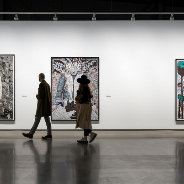 Omar Ba | Same Dream | Contemporary Calgary