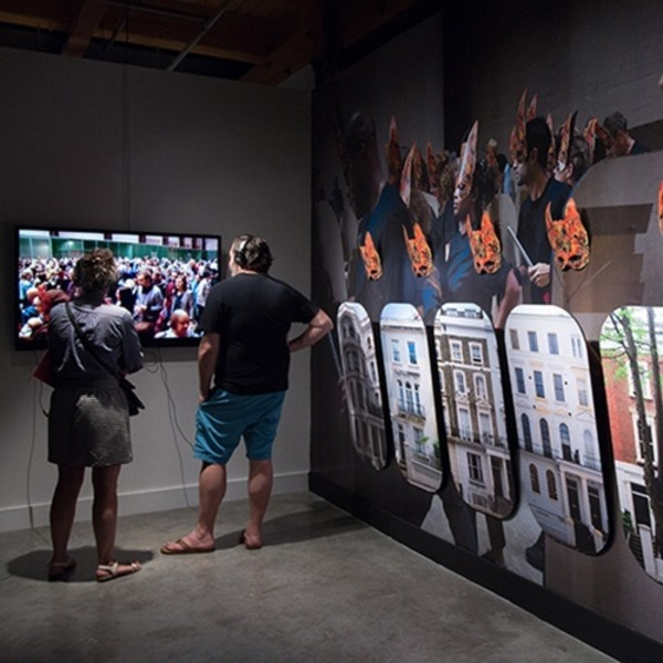 Hew Locke   EN MAS': Carnival and Performance Art of the Caribbean   MoAD