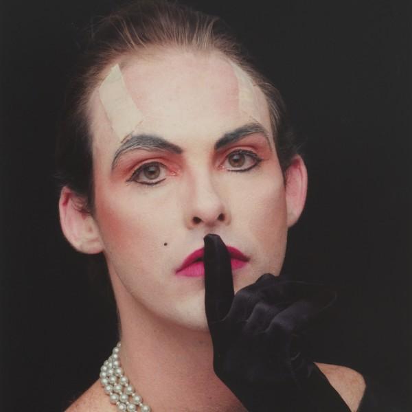 Hunter Reynolds | DRAG: Self-portraits and Body Politics | Hayward Gallery