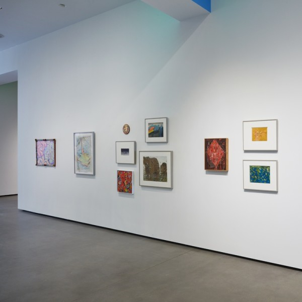 Gladys Nilsson, Landscape Without Boundaries, Jan Shrem and Maria Manetti Shrem Museum of Art, Photography by Cleber Bonato, (Installation view)