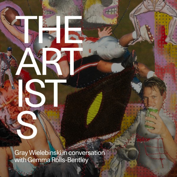 Gray Wielebinski in conversation with Gemma Rolls Bentley | The Artsy Vanguard