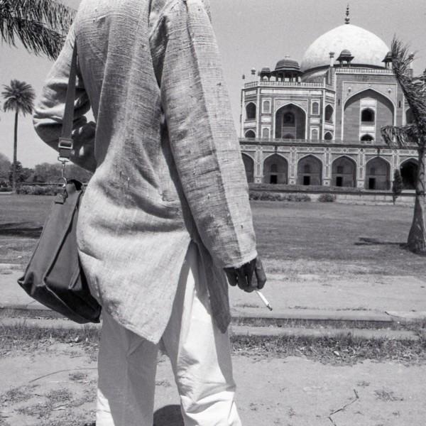 Detail of Sunil Gupta, Untitled, Humayun's Tomb, 1982